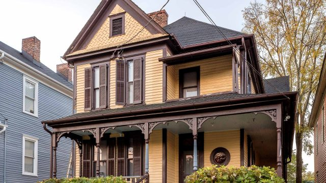 Dr. Martin Luther King, Jr.'s birth home