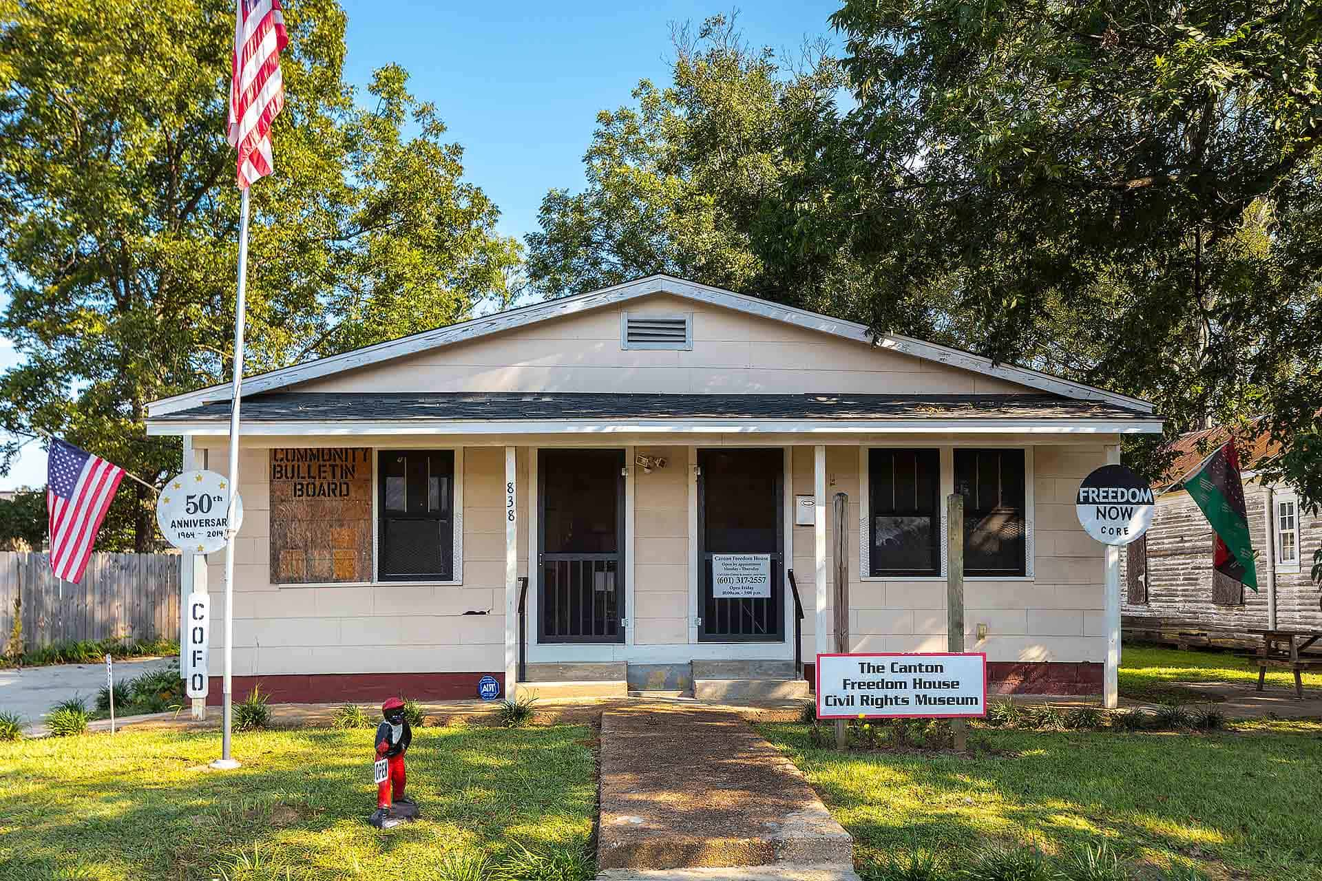 Canton Freedom House Civil Rights Museum – US Civil Rights ...