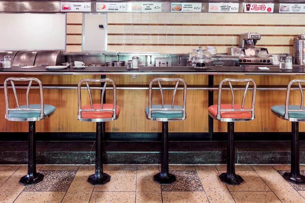 Integration of Woolworth's Lunch Counter