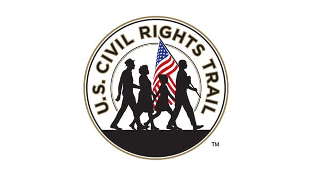Civil Rights Trail Color Logo