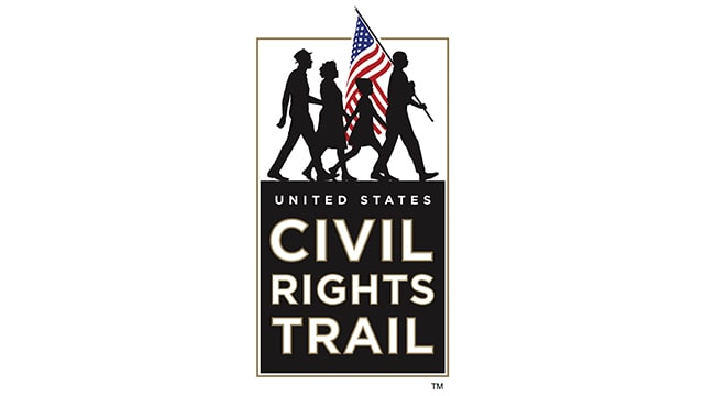 Civil Rights Trail Square Logo