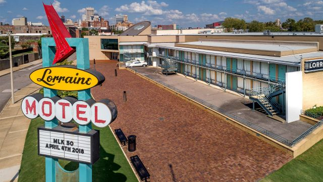 National Civil Rights Museum at the Lorraine Motel - Memphis, TN