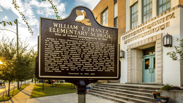 William Frantz Elementary School - New Orleans, LA