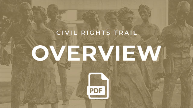 Civil Rights Trail Background Overview
