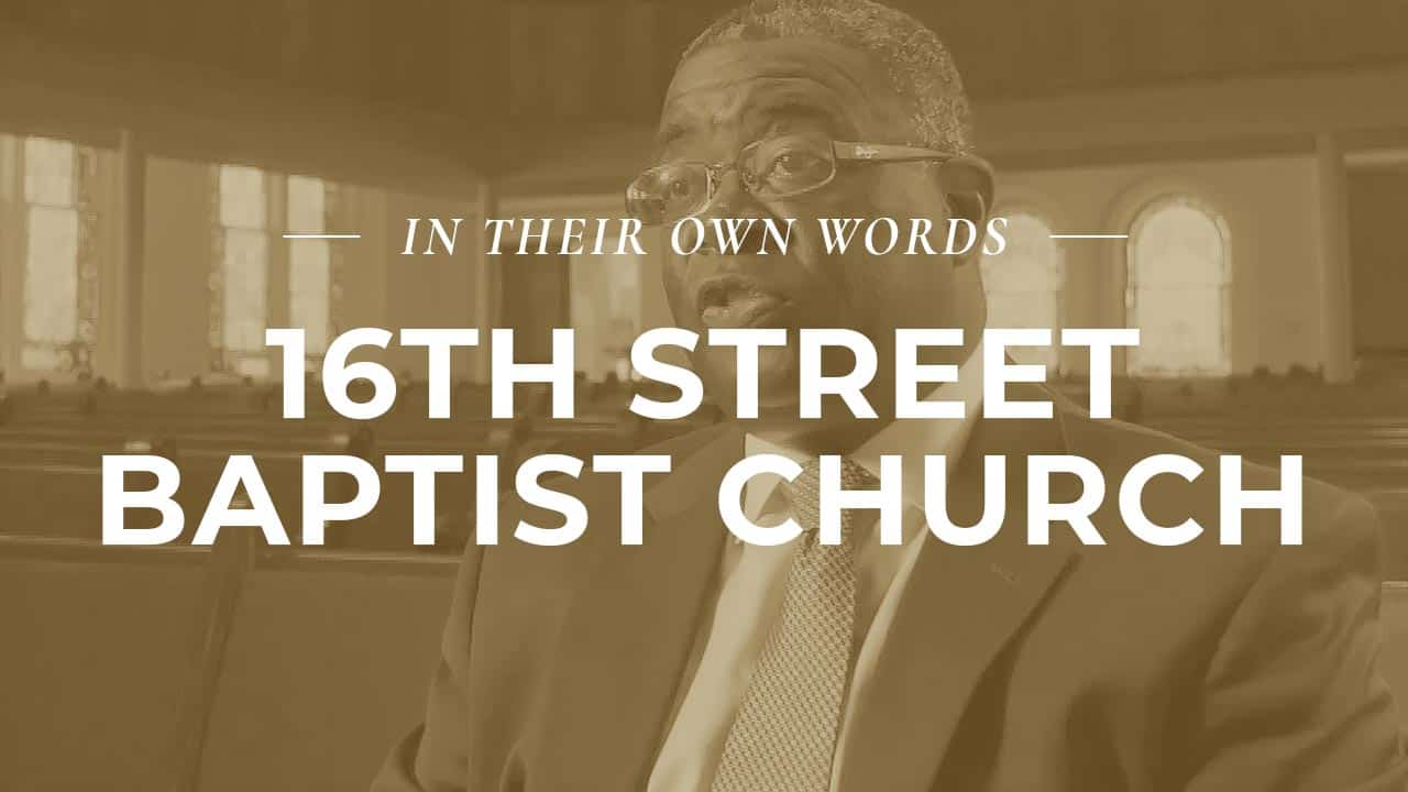 Rev. Arthur Price Jr. Interview Birmingham, AL
