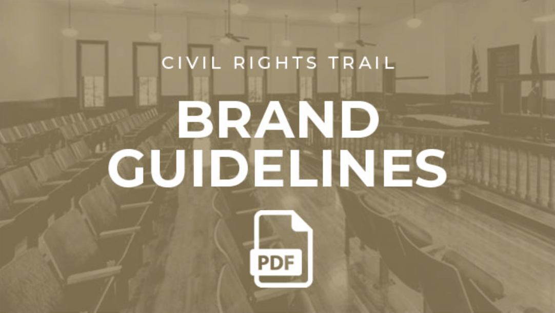 Civil Rights Trail Brand Guidelines